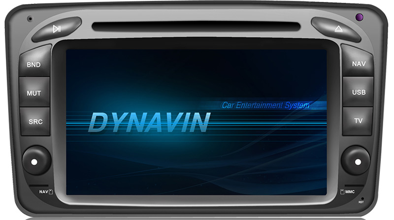 Dynavin N6 - Mercedes MC2000