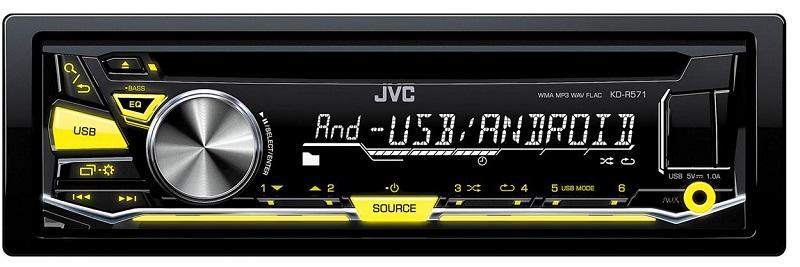 JVC KD-R571