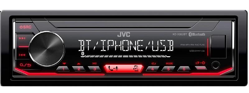 JVC KD-X352BT