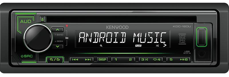 Kenwood ΚDC-120UG