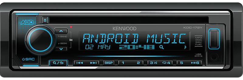 Kenwood ΚDC-172Y