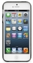 Belkin F8W093vfC00 Grip Sheer Case for iPhone 5,Black