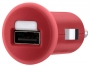 Belkin MIXIT^ Car Charger, RED