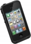 LifeProof iPhone Case for the iPhone 4S / 4 Black/Black