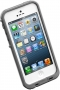 LifeProof iPhone 5/5S Case White-FRE