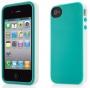 Βelkin Case Essential, iPhone 4/4S, Blue/White (F8Z814CWC00)