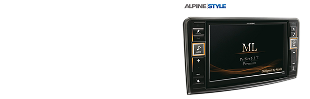 Alpine X800D-Mercedes ML/GL