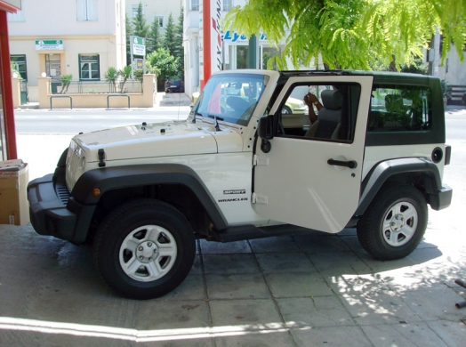 Jeep Wrangler- Kenwood DNX-9240BT