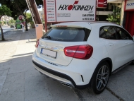 Mercedes GLA 45AMG -Stagemotion /  Focal Project /  Gemini 818