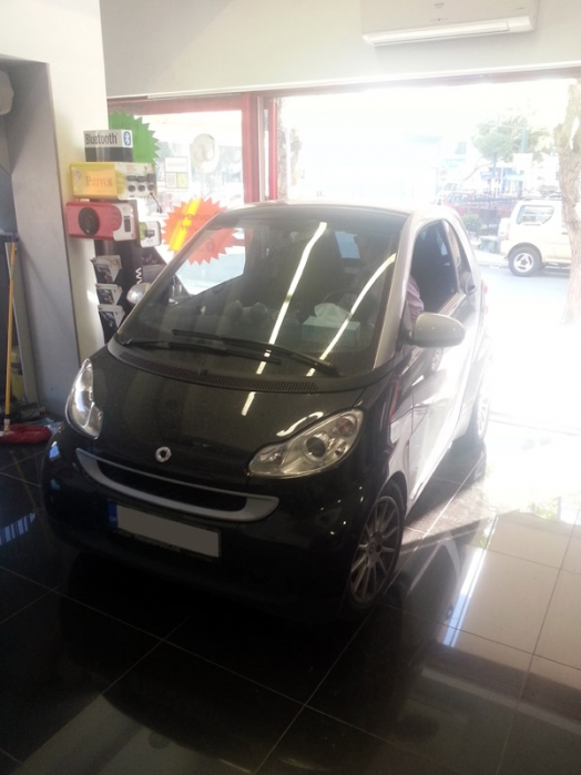 Smart Fortwo - Kenwood DDX-3023