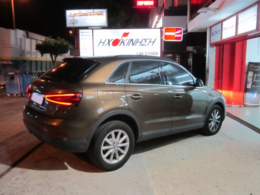 Audi Q3 - Stagemotion / Gemini 814