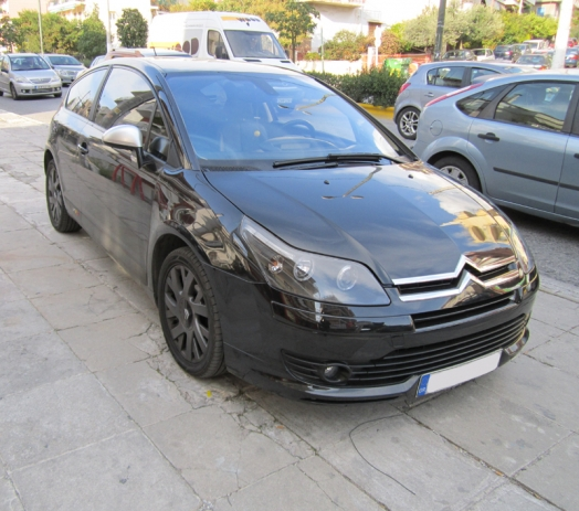 Citroen C4 - RoadNAV C088