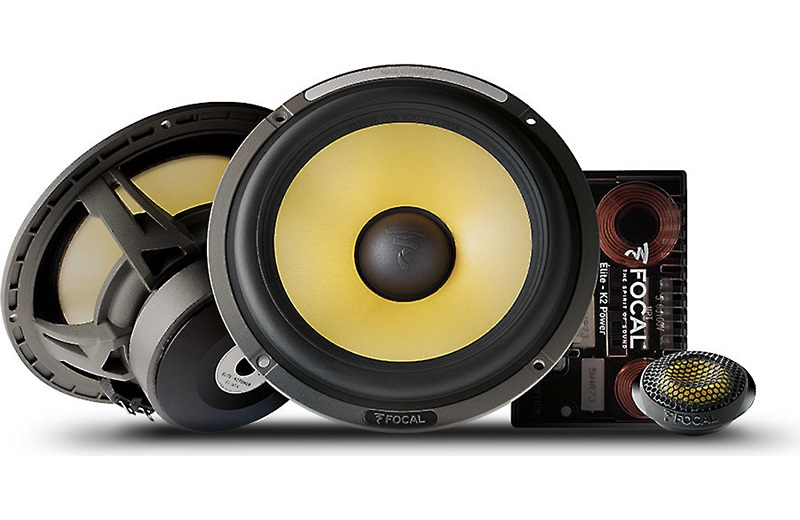 Focal K2 Power ES 165K