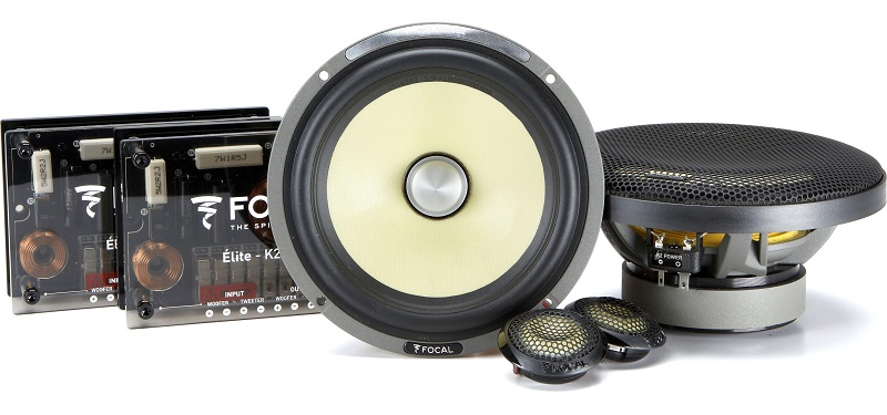 Focal K2 Power ES 165K2