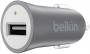 Belkin MIXIT↑™ Metallic Car Charger (F8M730btGRY)