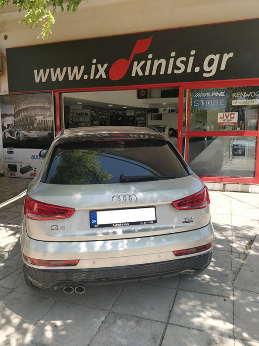 AUDI Q3 - IQ Digital