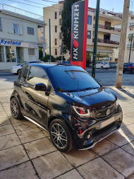 Smart Brabus 2019 - Sound Project ( Focal, Audison, ESX)