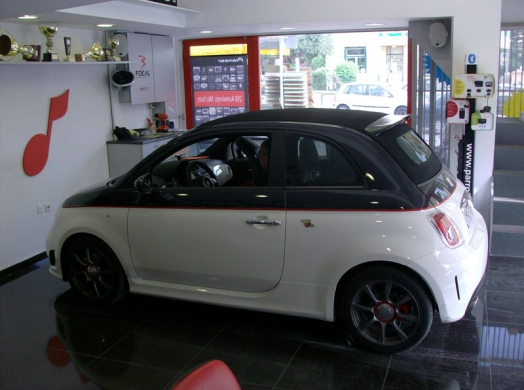 Fiat 500 ABARTH-FOCAL ACCESS BUS 20