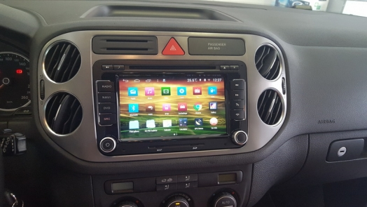 VW Tiguan - Roadnav S160 Android