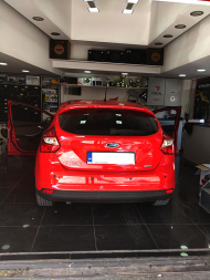 Ford FOCUS - IQ Digital AN7150GPS
