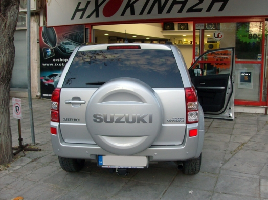 Suzuki Grand VITARA 2006-SONY XNV-770BT