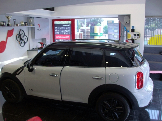MINI COOPER COUNTRYMAN S - KENWOOD DNX-9260BT