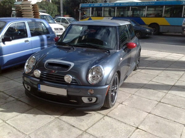 Mini Cooper GP1000 - BT + Xenon
