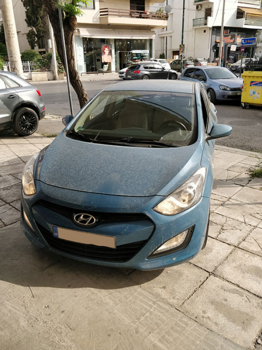 Hyundai i30 - IQ Digital AN7156GPS