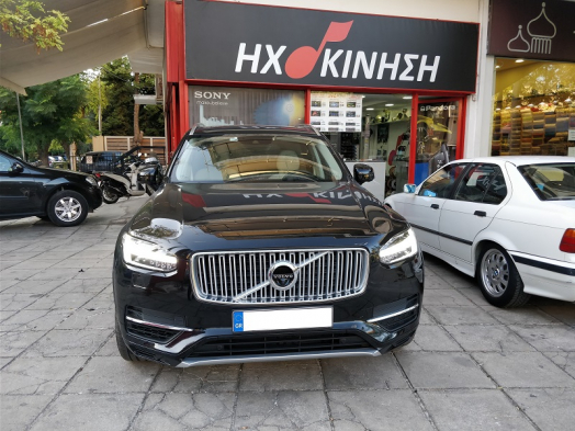 Volvo XC90 - Video IN / DVB-T2