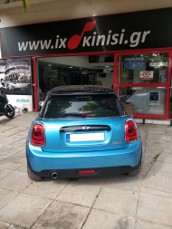 Mini COOPER - Focal K2 Power ES 100K + Musway Amplifier